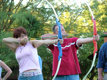 Archery Team Building Activity